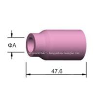 57N 53N TIG сварка керамические сопла