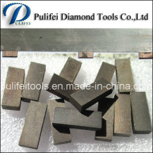 Power Cutter Diamond Tip Marble Diamond Segment Cutting Granite Sandstone