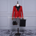 One Button Roayl Blue Burgundy Men Suits in storck Cheap sale Men pants 2018 New Arrival
