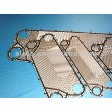Model S8 as Alfa Laval Sondex 316L Alloy Ti-Pd Plate of Heat Exchanger