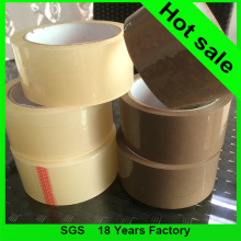 Brown and Transparent BOPP Packing Adhesive Tape