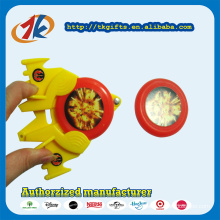 New Design Plastic Flying Disc Launcher Toy for Kids
