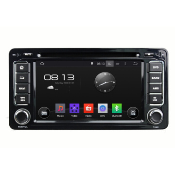 Mitsubishi Outlander Android Auto DVD-Player