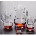 Thickened glass wine dispenser