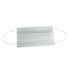 Masque facial médical 3 plis diposable