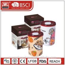 Вакуумные упаковочные керамические кухонные канистру A