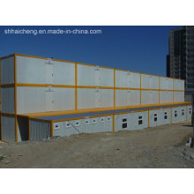Easy to Builld House for Labor Camp/Hotel/Office/Accommodation (shs-fp-camp055)