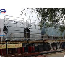 Máquina de enfriamiento de agua no redonda Plantas de energía anticorrosión Torre de enfriamiento de bucle cerrado