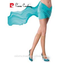 Pierre Cardin Isis Shiny Knee High, calcetines, Medias, calcetería