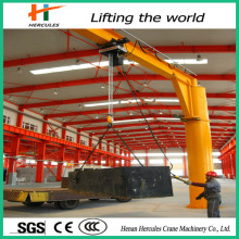 Zb-a Column Swing Level Crane