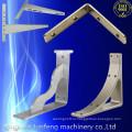 20 лет опыта в точности изготовленные на заказ металлические скобы, металлические скобы для деревянных реек, металлических деталей лестницы кронштейны