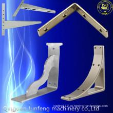 20 años de experiencia en brackets metálicos de precisión, soportes metálicos para tubos, soportes metálicos para marcos