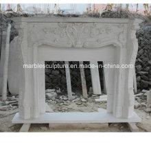 Fábrica de mármore lareira Preço (SY-MF216)