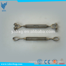 2205 customized stainless steel turnbuckle made in china
