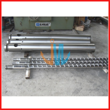 Barril de tornillo para máquina de moldeo por inyección