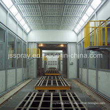 Customized Design Painting Booth for Painting and Drying