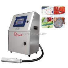 Máquina de codificação de impressão de pontos para garrafas PET