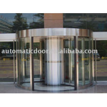 Central Column Automatic Revolving Door