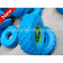 Roue d'unité centrale brouette roue air / solide roue