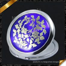 Синее металлическое зеркало (MW016)