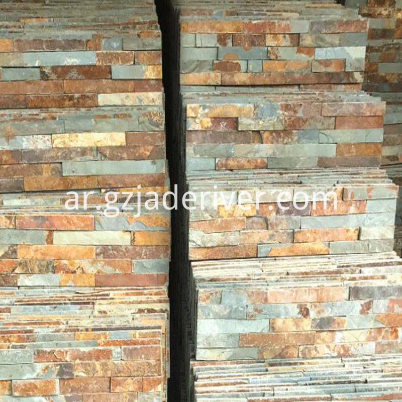 Slate Culture Stone for Willa Wall