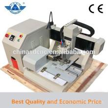 Heißer Verkauf 4 Achsen JK-3040-CNC-Fräsmaschine schnitzen Artware, Metall, Holz, Mini-Desktop-Graviermaschine
