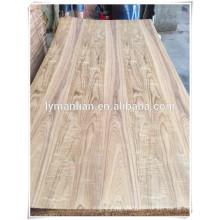 linyi liefert 3mm 4mm Burma Sperrholz aus natürlichem Teakfurnier für Möbel