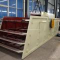 Pantalla vibratoria para la planta de fabricación de arena y agregados
