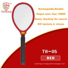 Swatter de mosca electrónico de alta calidad de alto voltaje