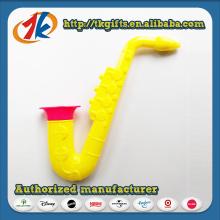 China Supplier Interessante Plastic Sax Toy para crianças