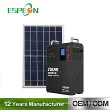 Sistema de instalação fácil Etl Off Grid 5Kw Solar Gerador Sozinho