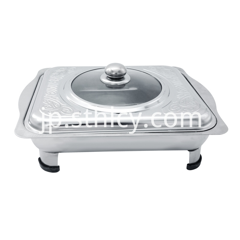 Hydradulic Meal Stove Chafing Dish