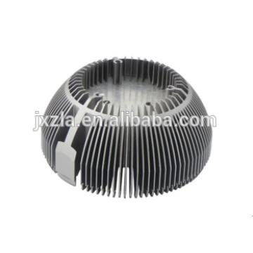 Pièces de moulage sous pression en aluminium boîtier de chaleur en aluminium pour la lumière led