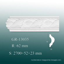 2015 New Type of Classical PU Wall Panel Moulding