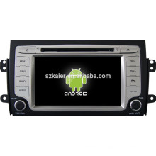 ¡FÁBRICA! Reproductor multimedia de coche para sistema Android Suzuki SX4