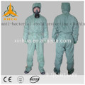 robe d'isolation imperméable anti-Ebola