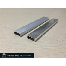 Silver Aluminum Listello Trim Profile
