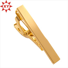 Custom Design Gold Wholesale Metal Tie Clip for Men