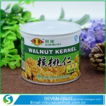 Colheita a granel kernel noz em lata / marca de alimentos enlatados