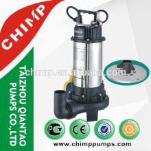 Serie V bombas sumergibles de agua con sistema de corte de 1.5hp con interruptor de flotador