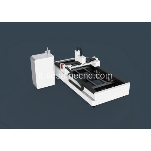 Fiber Laser Cutting Machine for Mechanical Parts Processing