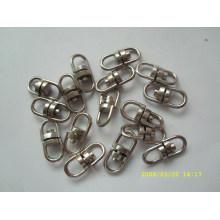 Wholesale metal Double snap hook / metal fishing snap hook
