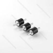 SV005 OEM CNC China Fabricante de Alta Calidad M5x15mm D15H15 V / V Vibración Amortiguador de Goma Hobby FPV, Cardán Sin Escobillas, Multirotor