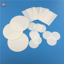 heat sink alumina ceramic wafer chip shim customized