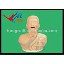 HR / H23 Fortgeschrittener medizinischer Erwachsener Simulator, Tracheotomie Modell