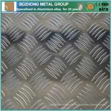 Heißer Verkauf 2119 Aluminium Checkered Plate