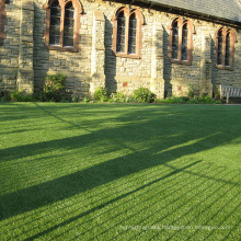 Factory direct sale natural look synthetic lawn artificial turf pitch