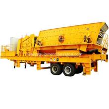 Aggregate Crushing Machine Mobile Gravel Crushing Plant