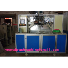 high speed full automatic cnc brush making machine