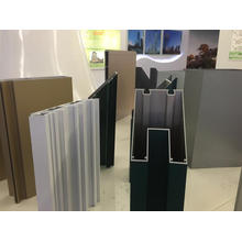 sistema de Perfil de aluminio